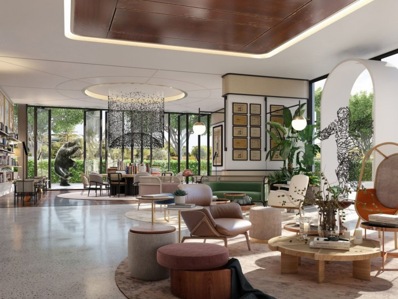 Apartment available for sale in Golfville, Dubai Hills