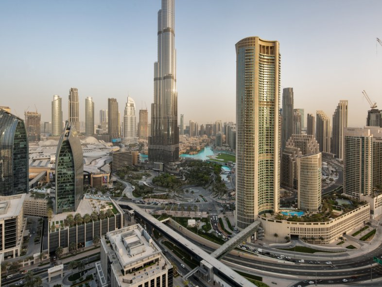 Apartment available for rent in The Address Residence Sky View Towers, Downtown Dubai