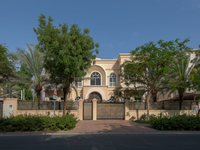 Villa available for sale in W Sector, Emirates Hills