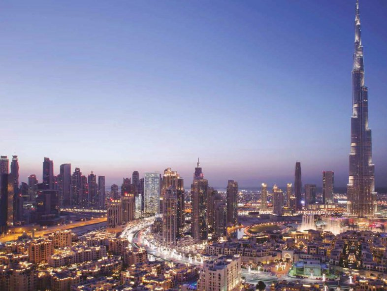 Apartment available for sale in Blvd Crescent, Downtown Dubai