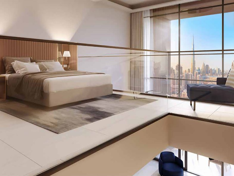 Apartment available for sale in SLS Dubai Hotel & Residences, Business Bay