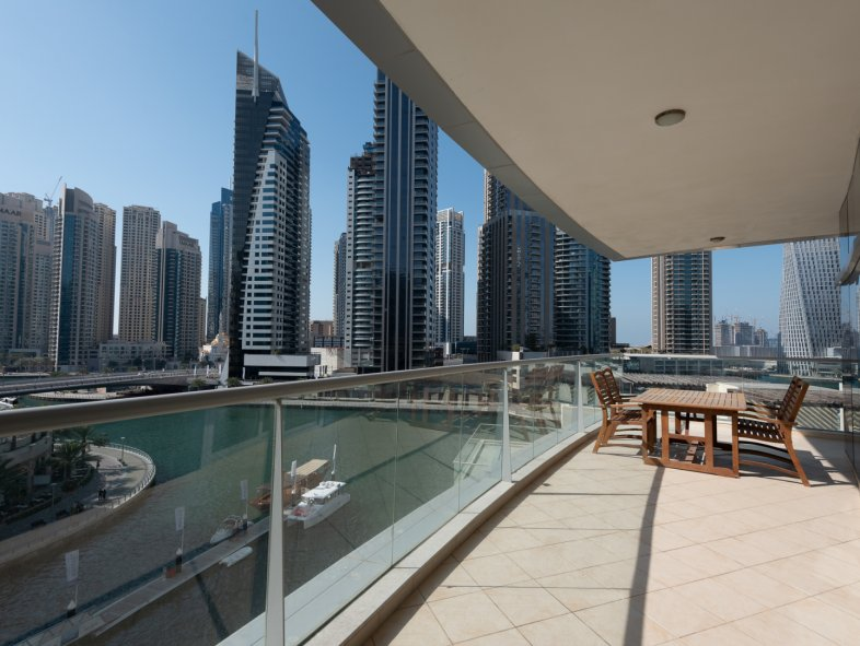 Apartment available for sale in Trident Oceanic, Dubai Marina