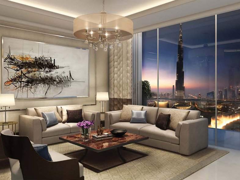 Apartment available for sale in The Address Residence Fountain Views, Downtown Dubai