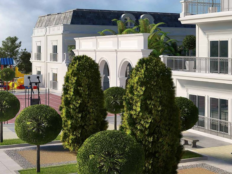 Apartment available for sale in Vincitore Benessere, Arjan