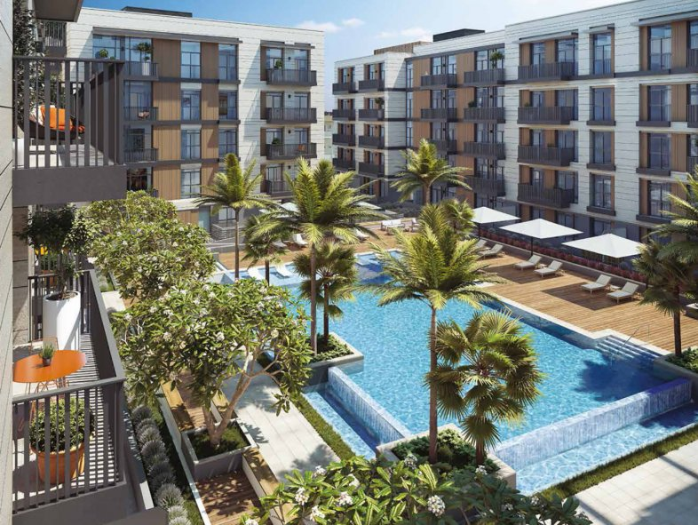 Apartment available for sale in Belgravia Square, Jumeirah Village Circle