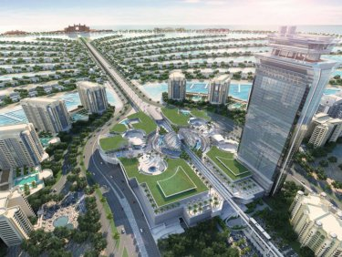 Properties available in The Palm Tower