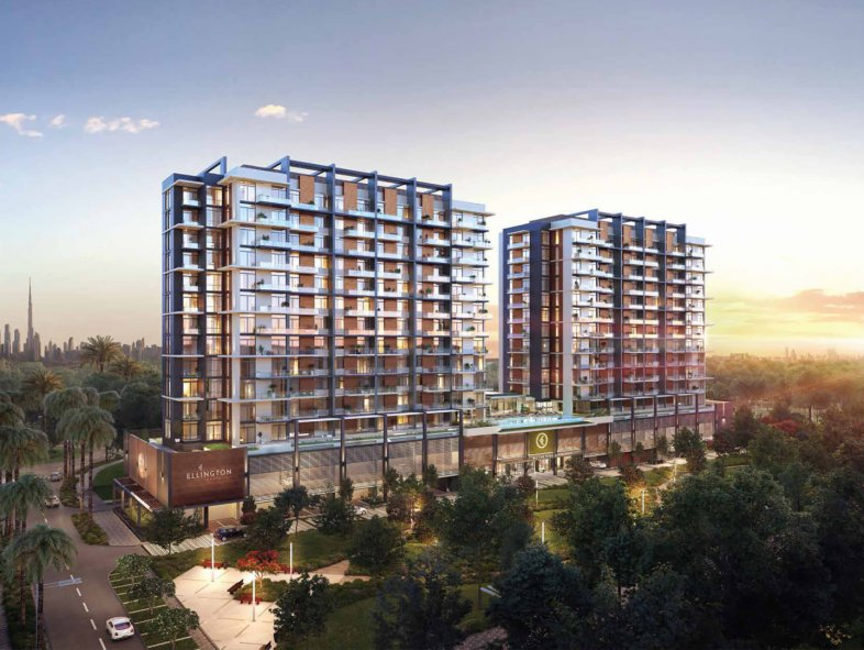 Apartment available for sale in Wilton Park Residences, Mohammed Bin Rashid City
