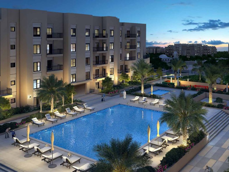 Apartment available for sale in Al Ramth, Remraam