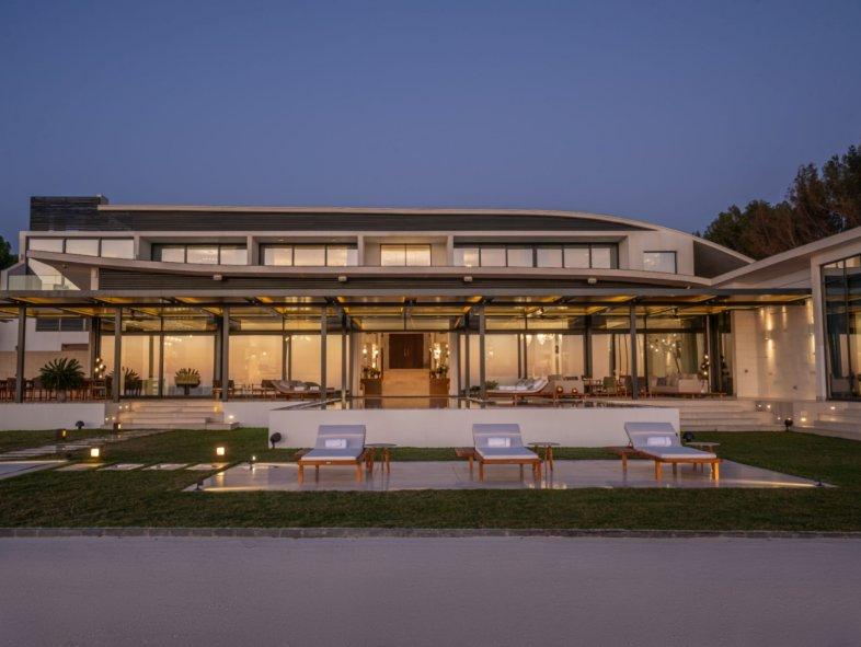 Villa available for sale in Seaside Beach Front Villa, Nurai Island