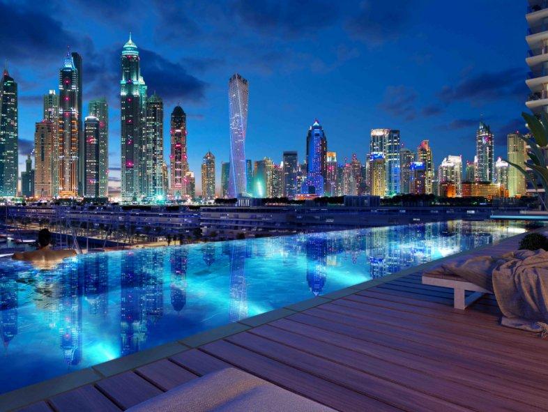 Apartment available for sale in Emaar Beachfront, Dubai Harbour