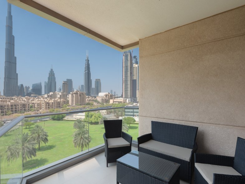 Apartment available for sale in South Ridge, Downtown Dubai