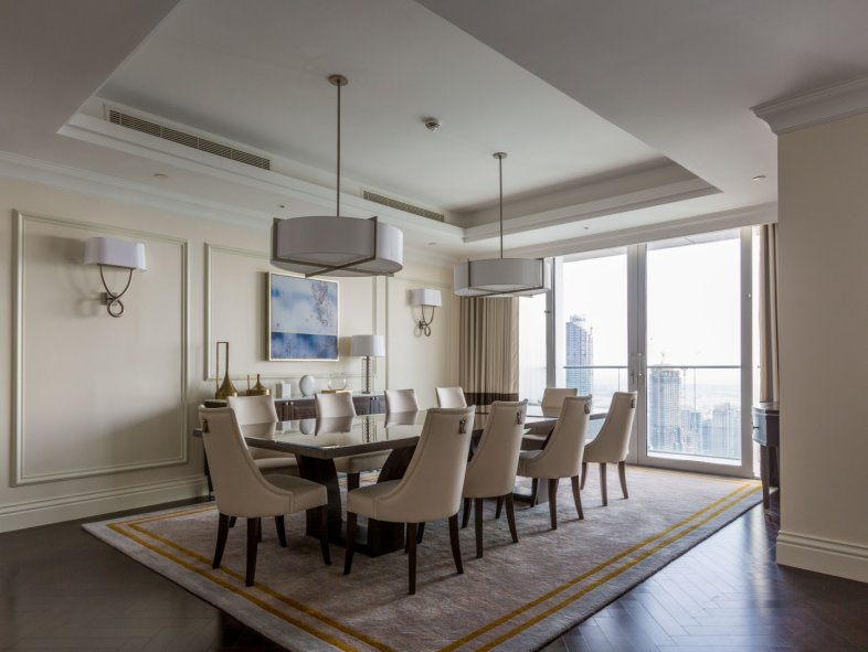 Penthouse available for sale in The Address Residence The Blvd, Downtown Dubai