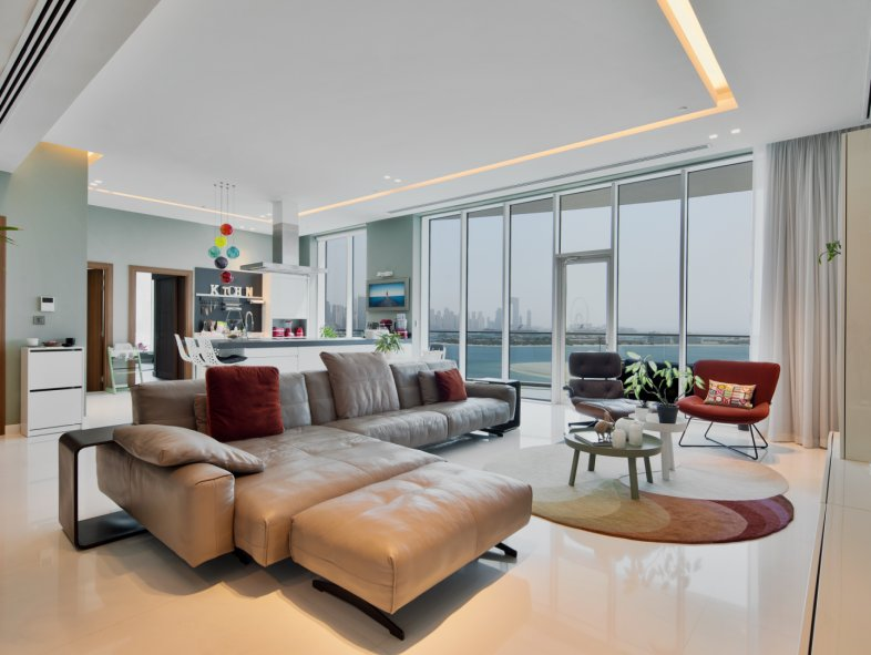 Apartment available for sale in Oceana Residences, Palm Jumeirah