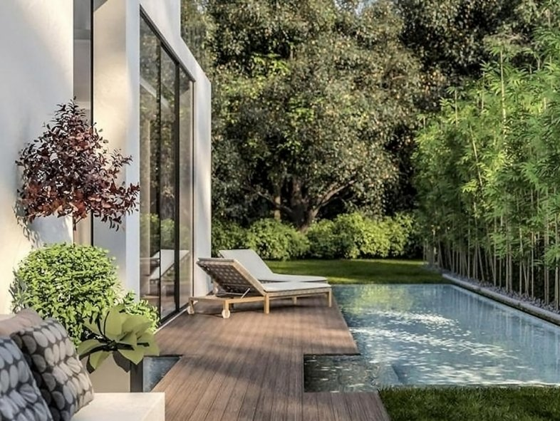 Modern Design with Private Pool and Lift | Resale