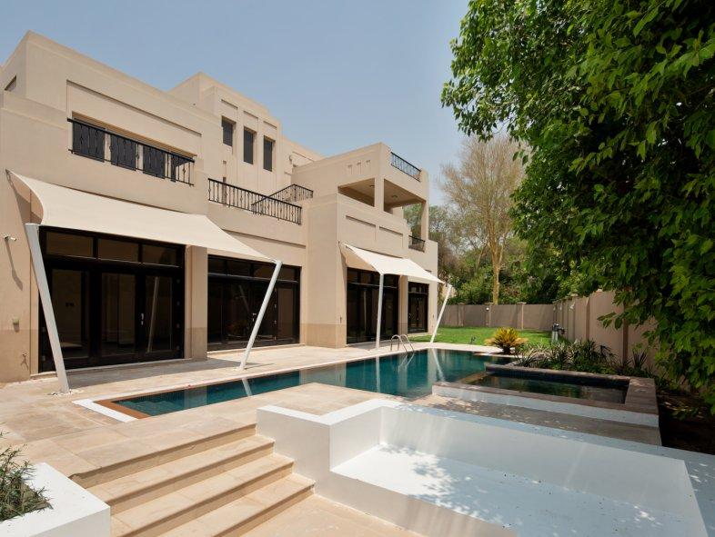 Villa available for rent in Bromellia, Al Barari