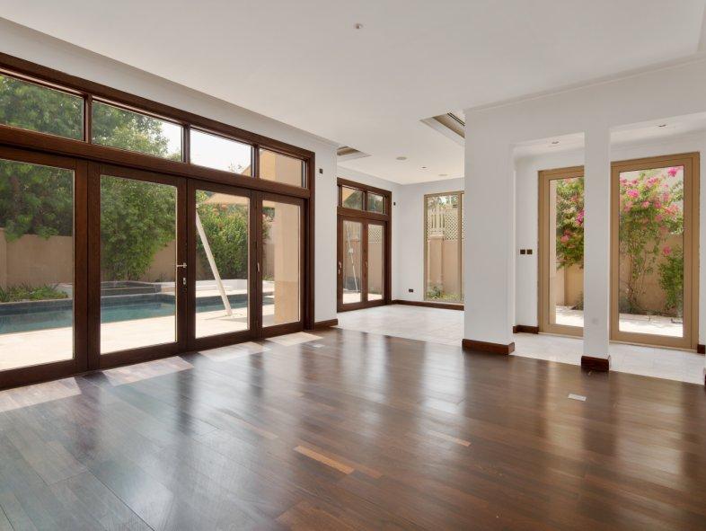 Stunning Al Barari villa ready to move in