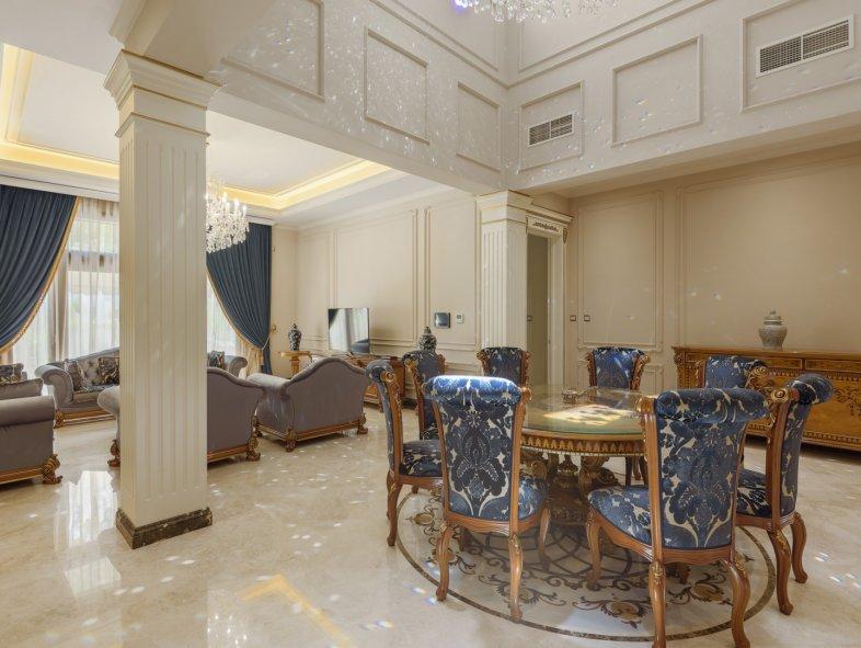 Upgraded Luxury Villa with Private Pool in Al Barari