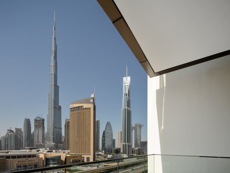 Apartment available for sale in Downtown Views, Downtown Dubai