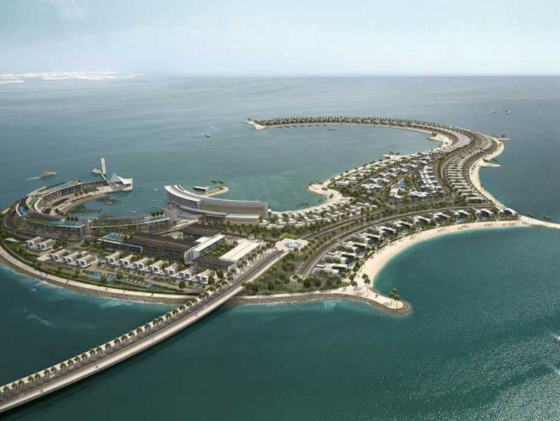 Attached townhouse available for sale in Jumeira Bay, Jumeirah