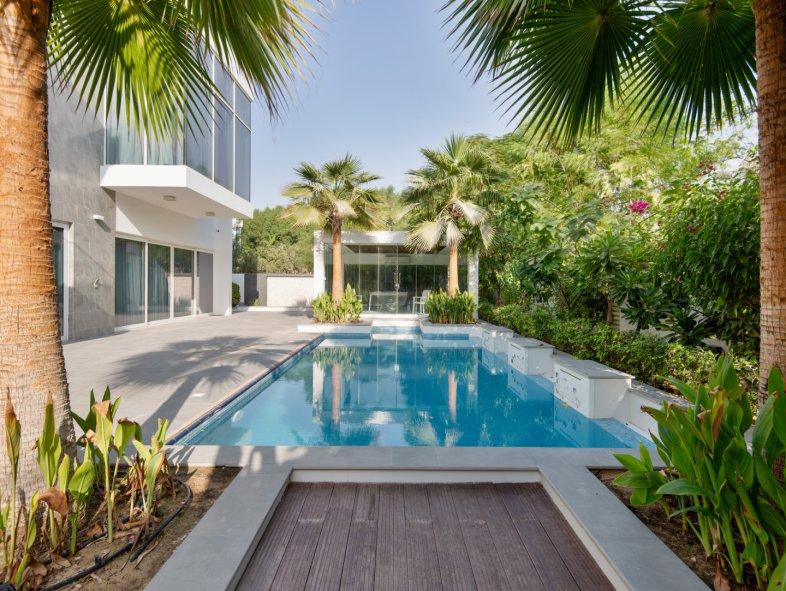 Villa available for rent in The Nest, Al Barari