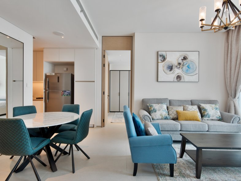 Apartment available for rent in The Address Residences Jumeirah Resorts & Spa, Jumeirah Beach Residence
