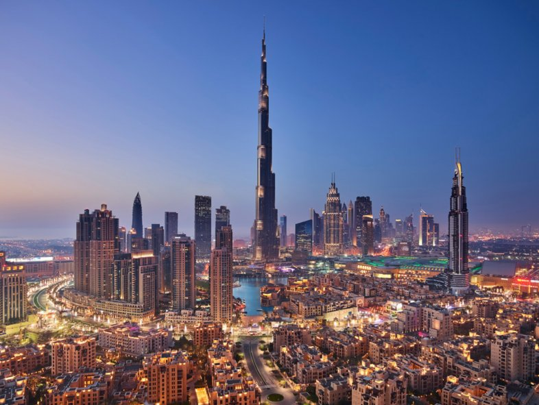 Penthouse available for sale in Il Primo, Downtown Dubai