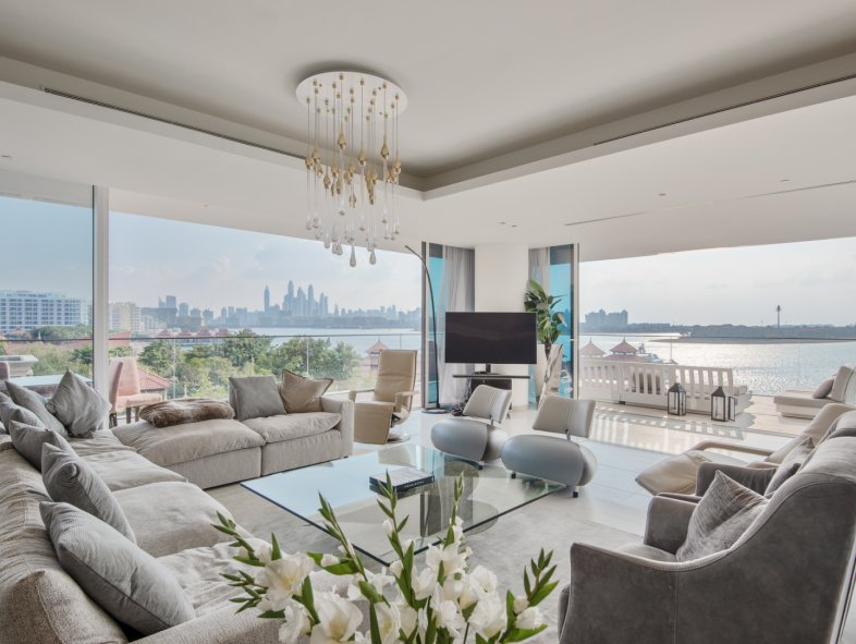 Penthouse available for sale in Serenia The Palm, Palm Jumeirah